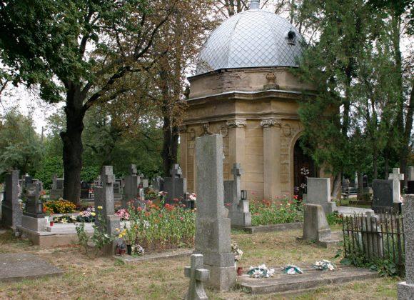 Hrobka uhorského ministra vnútra