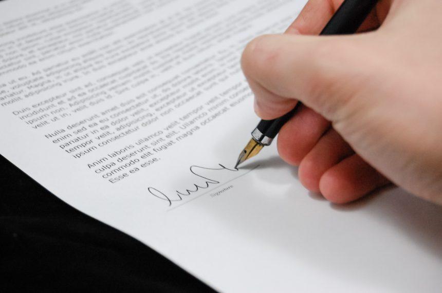 Overovanie podpisov – úprava úradných hodín