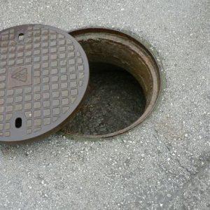 Kanalizácia v Ivanke pri Nitre