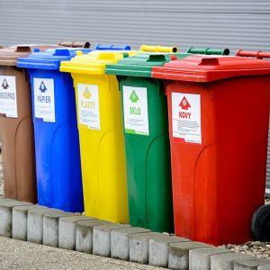Harmonogram vývozu odpadu na rok 2020