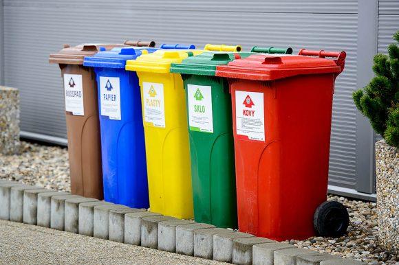 Harmonogram vývozu odpadu na rok 2019
