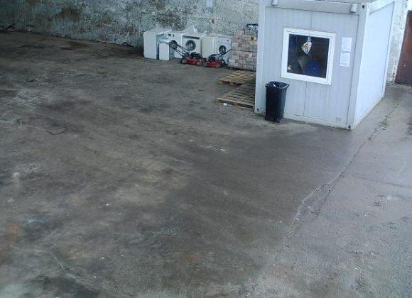 Prevádzkový poriadok na Zbernom dvore v obci Ivanka pri Nitre