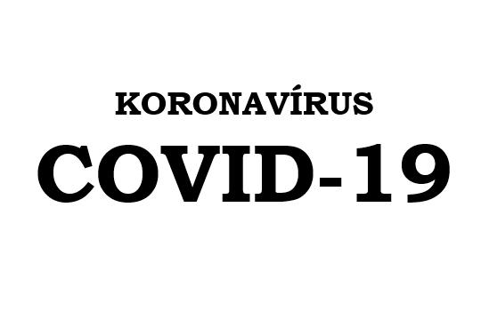 Informácie ohľadne koronavírusu