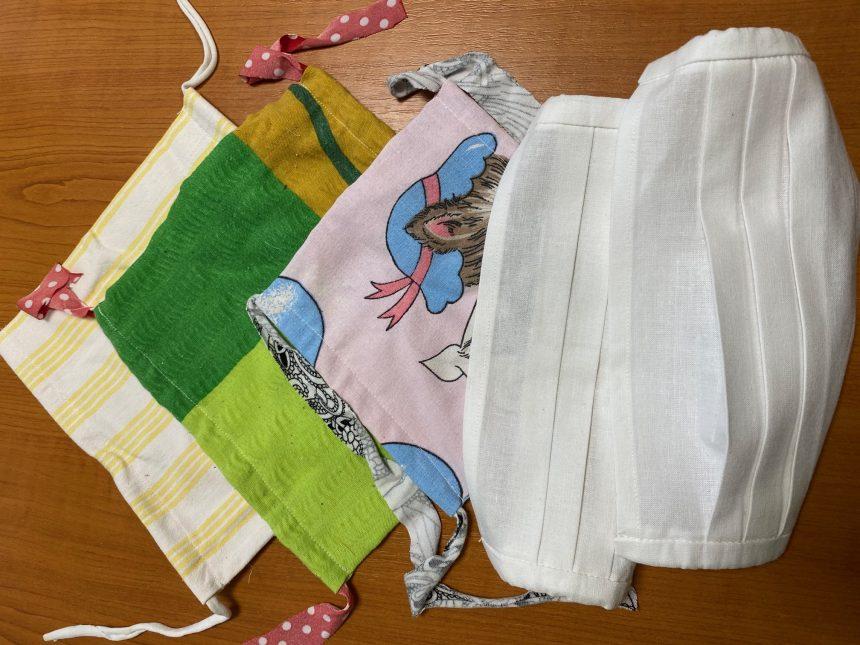 Textilné rúška
